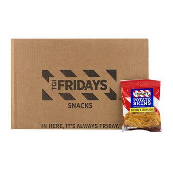 TGI Fridays Cheddar & Sour Cream Potato Skins, 72 Ct