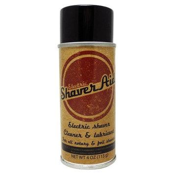 ShaverAid Electric Shaver and Razor Lubricant Spray