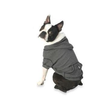 Pet Rageous Designs Petrageous Bentley Dog Hoodie Small Gray