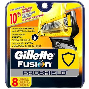 Gillette Fusion ProShield Razor Refill Cartridges 8 ea