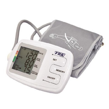 FDK FT-C12B-V BP Monitor Arm Cuff With 60 Memory With 2 Banks English Only