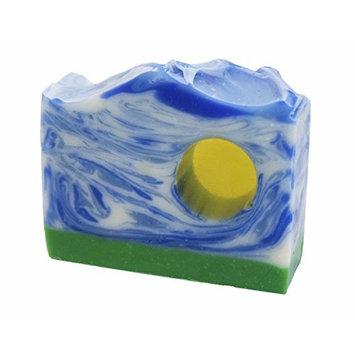 Fresh Line-Dried Linen Handmade Artisan Luxury Gift Soap Bar by Score Soap
