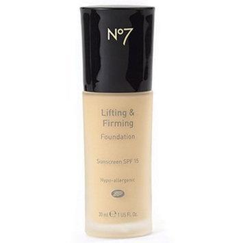 Boots No7 Lifting & Firming Foundation, Truffle 1 fl oz (30 ml)