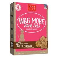 Cloud Star Wag More Bark Less Oven Baked Sweet Potatoes Dog Treats