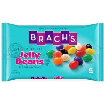 Brach's Jelly Beans, 22 Ounce Bag, (Pack of 12)