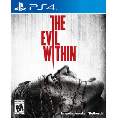 Bethesda The Evil Within PRE-Owned (PlayStation 4)