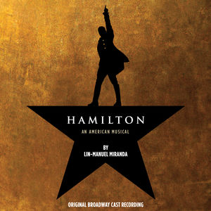 Hamilton - Cd - Edited Original Broadway Cast