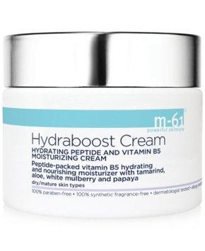 m-61 by Bluemercury Hydraboost Cream Hydrating Peptide & Vitamin B5 Moisturizing Cream, 1.7 oz