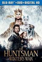 Huntsman-Winters War Blu-ray