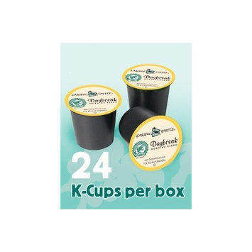 Caribou Coffee ~ DAYBREAK MORNING BLEND & CARIBOU BLEND ~ Variety Pack 48 K-Cups for Keurig Brewers