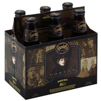 Founders Brewing Founders Black Rye 6/12 B