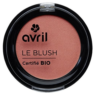Avril Natural Organic Powder Blusher EcoCert 2.5g - Pink Glamor (Rose Ec
