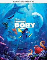 Finding Dory (Blu-ray + DVD + Digital HD) (3-disc)