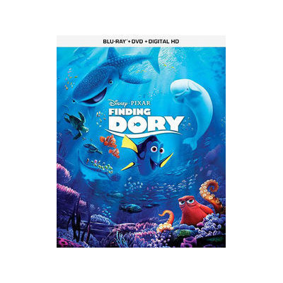 Finding Dory (Blu-ray + DVD + Digital HD) (3-disc)