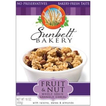 Sunbelt Bakery Fruit & Nut Granola Cereal (6-Boxes)