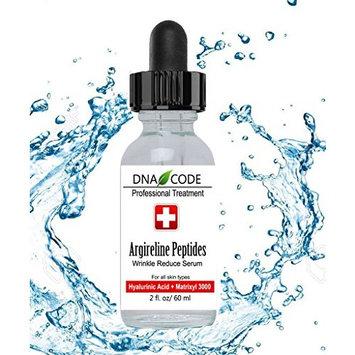 ANTI-AGING-No Needle Alternative-Pure Argireline Peptides Wrinkle Reduce Serum+ Matrixyl 3000+Hyaluronic Acid
