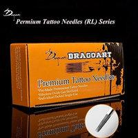 #12 Dragoart Premiun Tattoo Needles 5RL: Health & Personal Care