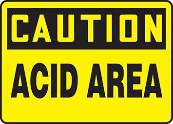 Accu Form ACID AREA