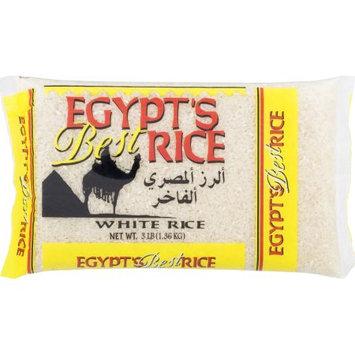 Egypts Best 269482 3 lbs Plastic Bag Rice Pack of 12
