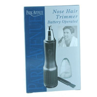 Park Avenue Nose Hair Trimmer Battery Operated Groomer