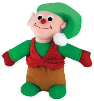 Zanies 11 Holiday Friend Dog Toy - Style: 11 Elf