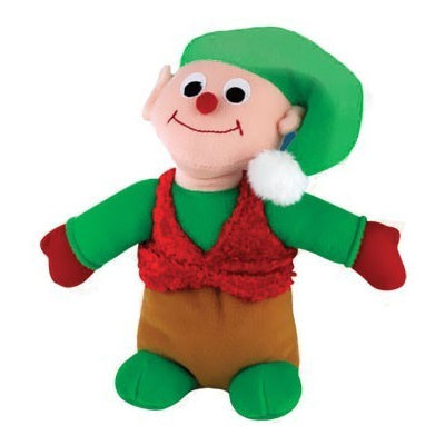 Zanies 11 Holiday Friend Dog Toy - Style: 11 Elf
