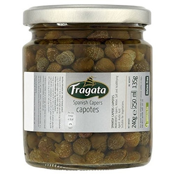 Fragata Spanish Capers - Capotes (240g) - Pack of 2