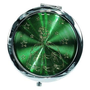 Ladies Premium Cosmetic Compact Mirror Princess Design