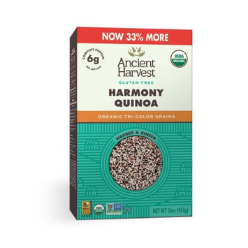 Quinoa Corporation Ancient Harvest Organic Harmony Quinoa, 16oz