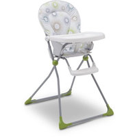 Delta Children EZ-Fold Starburst High Chair