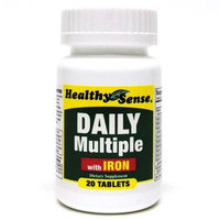 DDI Healthy Sense Multi with Iron Tablet Case of 12