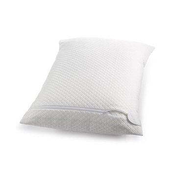 Waterproof Bed Bug Standard/Queen Pillow Protector, Created for Macy's