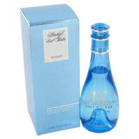 Davidoff 15087185 3.4 oz Cool Water Ladies Mild Deo Spray Glass Bottle