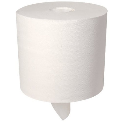 SofPull Centerpull High Capacity Paper Towel by GP PRO, White, 28143, 560 Sheets Per Roll, 4 Rolls Per Case