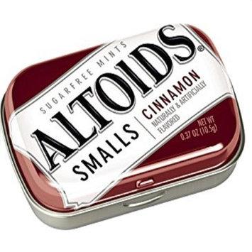 Wrigley's Altoids Smalls Cinnamon Sugar Free Mints 0.37-Ounce Tin 36 Count