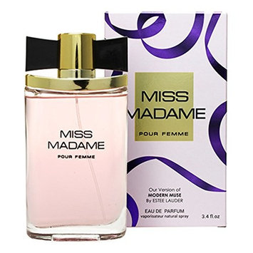 Miss Madame Pour Femme By Mirage Brand Fragrances inspired by MODERN MUSE BY ESTEE LAUDER FOR WOMEN