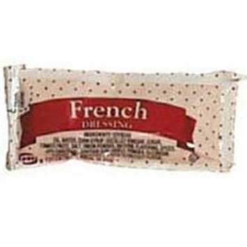 Portion Pack Low Calorie French Dressing, 0.42-Ounce Single Serve Packages (Pack of 200)