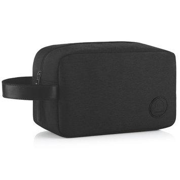 GAGAKU Travel Toiletry Bag XL Waterproof Shaving Dopp Kit Extra Large Wash Bag Cosmetic Makeup Accessories Organizer - Gray