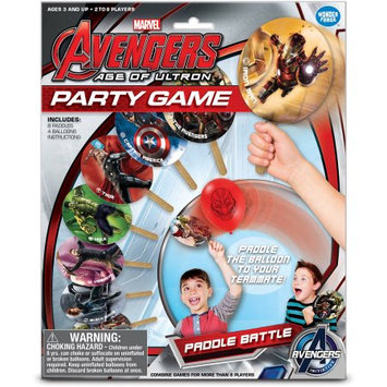 Wonder Forge Games - Marvel - Avengers Age of Ultron Paddle Battle Toys New Licensed 1369