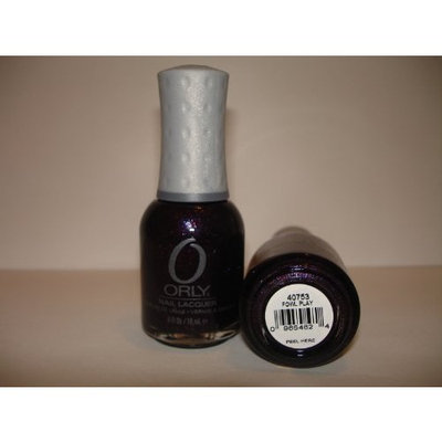 Orly Nail Polish- Birds of Feather Collection- Fowl Play- 40753