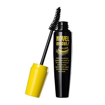Homyl Waterproof Mascara Black, Mascara Eyelash Lenghtening Thick, Lash Extension Mascara 0.35 Oz