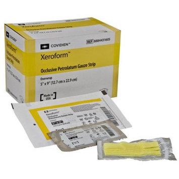 Kendall Xeroform Sterile Non-Adherent Petrolatum Gauze Patch 5 X 9 EA/1