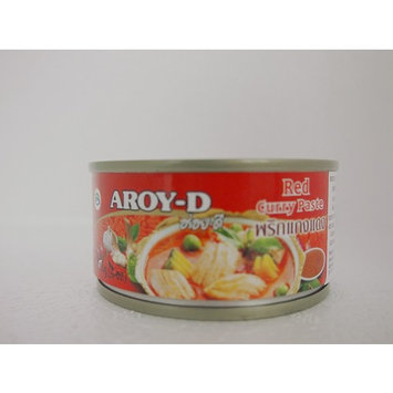 AROY-D Red Curry Paste (4 OZ)