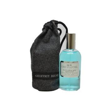 Eau De Grey Flannel for Men by Geoffrey Beene, Eau De Toilette Spray, 4-Ounce
