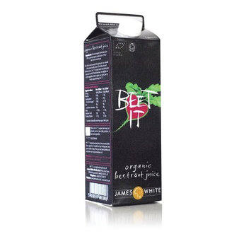 (2 PACK) - James White Beet-It Juice - Tetra | 1Ltr | 2 PACK - SUPER SAVER - SAVE MONEY : Grocery & Gourmet Food