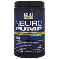 MRI, Neuro Pump, Precog, Cognitive Pre-Workout, Electric Blue Razz, 15.87 oz (450 g)