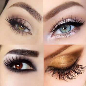【Upgrade】Long Dual Magnetic False Eyelashes -Ultra Thin 3D Fiber Reusable magnetic eyelashes (New Package) : Beauty
