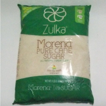 Zulka Pure Evaporated Cane Juice Sugar 2 Lb