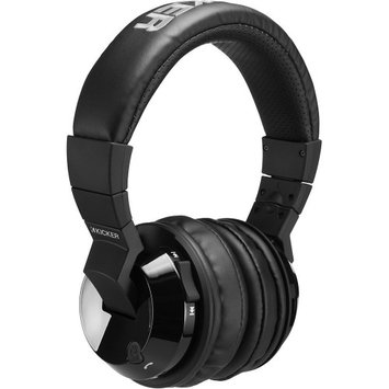 Kicker CushBlu Bluetooth Wireless Headphones (HP401BTB)