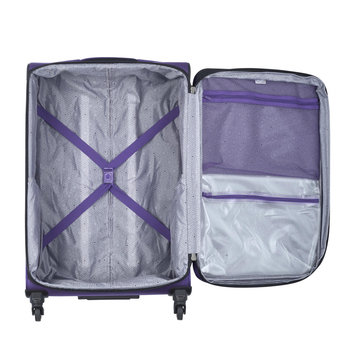 Delsey Sky Max 25 Expandable Spinner Upright - Purple